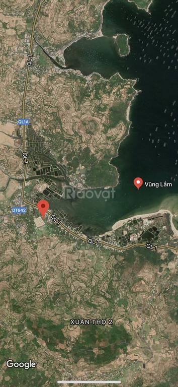 Đất biển sổ đỏ 568tr/nền KDC Đồng Mặn - Phú Yên