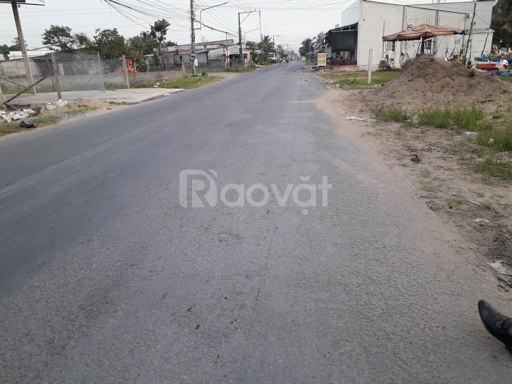 Cần bán gấp miếng đất mặt tiền đường huyện 31