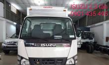ISUZU 2.3 tấn, KM trc bạ, máy lạnh, 200 lít dầu, 2 vỏ xe, 12 phiếu BD