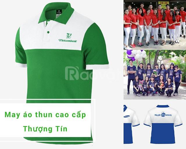Áo thun đồng phục nhóm, lớp, sự kiện , nhận diện thương hiệu