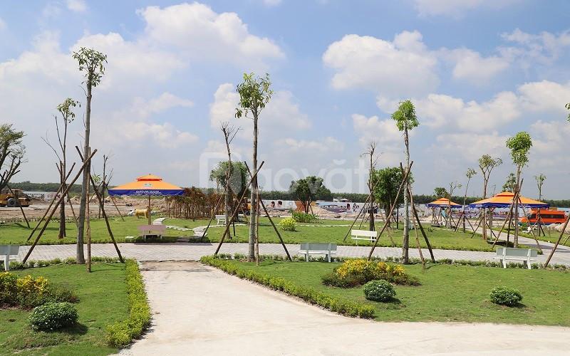 Mua đất tặng vàng SJC, chỉ với 580Tr sở hữu ngay đất nền TTHC Bàu Bàng