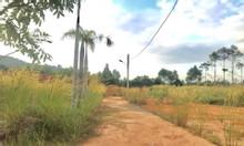 Kẹt tiền bán bớt lô đất ngay MT 12m, thổ cư, sổ hồng sang liền