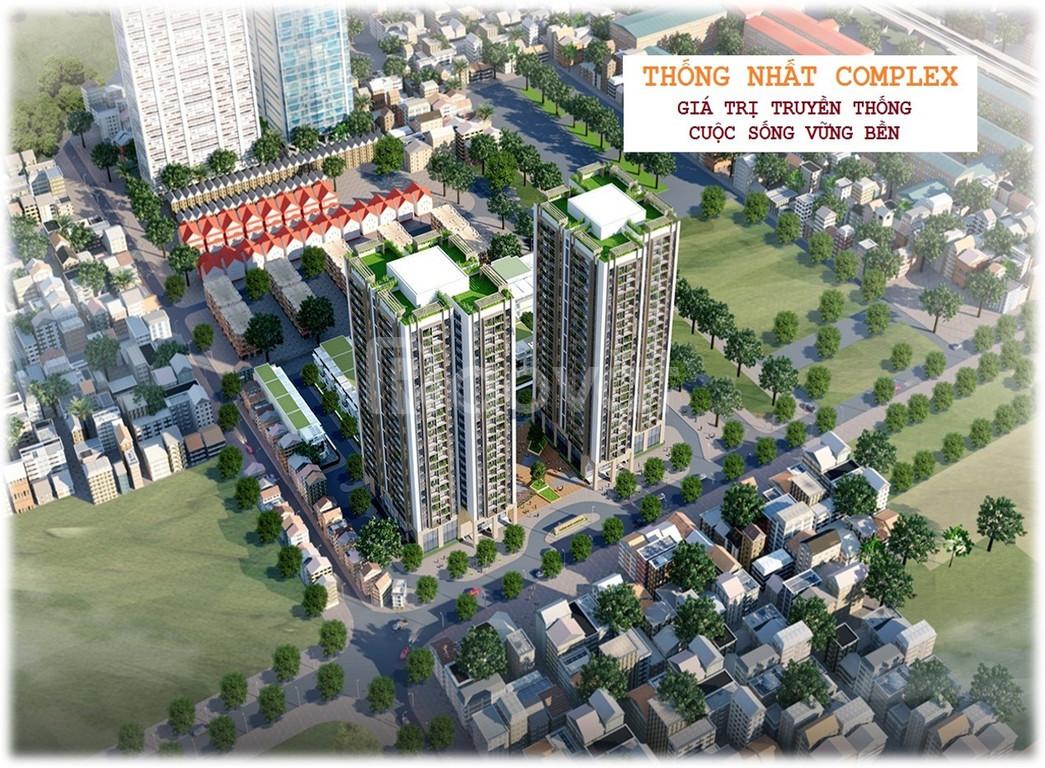 Thống Nhất Complex 82 Nguyễn Tuân đóng 35% nhận nhà ngay, hỗ trợ LS 0%