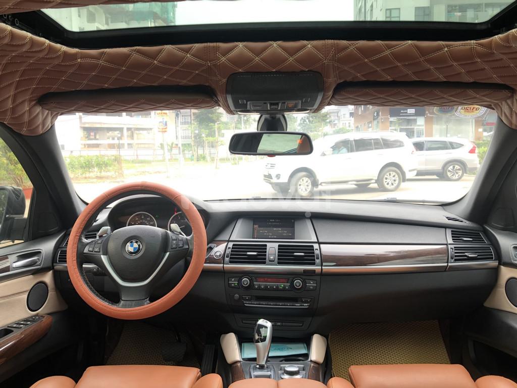 BMW X6 model 2009 nhập Đức màu đen