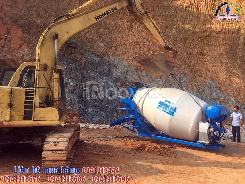 Hiệu quả mà bồn trộn bê tông thủy lực mang lại cho người sử dụng?