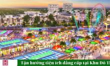 Đất nền và shop house thành phố Vị Thanh, Hậ Giang