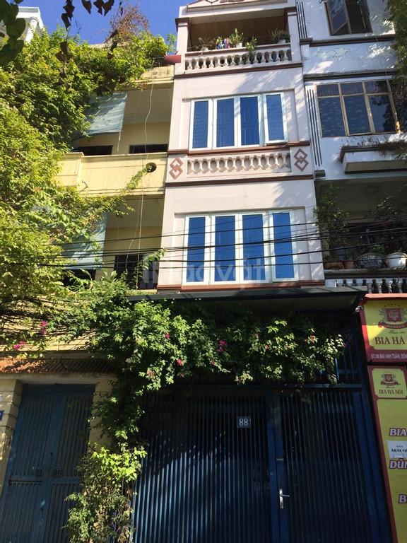 Chính chủ bán nhà mặt tiền số 88 Mai Anh Tuấn, P. Ô Chợ Dừa. Đống Đa.