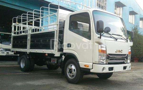 Xe tải Jac N500 tải trọng 4t99, thùng dài 4m4
