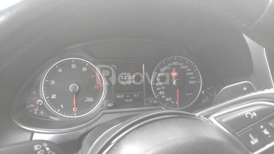Cần bán Audi Q5 2.0T đời 2013 đăng ký 2014 xe cũ đã qua sử dụng