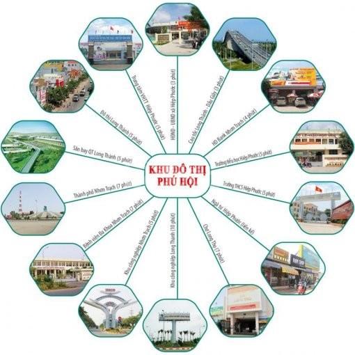 Đất nền giá rẻ, Mega City 2, cần bán gấp lô đất T28 - 990tr/110m2