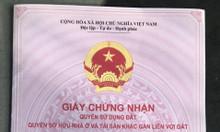 Bán lô đất đường 668 quốc lộ 13 phường Hiệp Bình Phước, Q.Thủ Đức giá