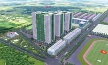 Căn hộ Chung cư IEC Tứ Hiệp, Thanh Trì- giá từ 14tr/m2