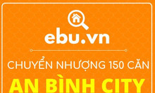 [An Bình City] Bán căn hộ 113m2  tòa A4 tầng cao chung cư, căn góc