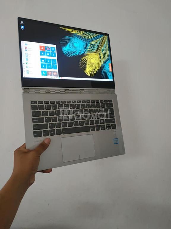 Laptop Lenovo Yoga 920 / Màn hình cảm ứng 4K / Siêu tốc