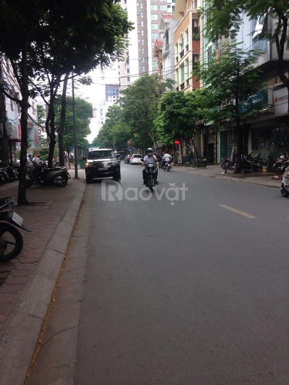 Bán nhà ngõ 120 Hoàng Quốc Việt, giá 7,3 tỷ