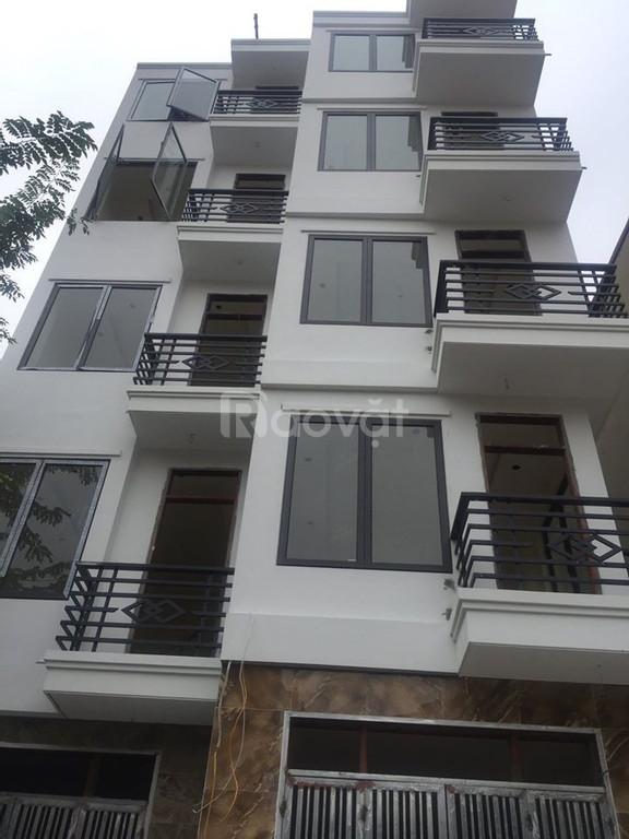 Bán nhà ngõ 266 Trần Đăng Ninh,CV Nghĩa Đô,6 tầng,MT6m,DT105m,Giá 10.3