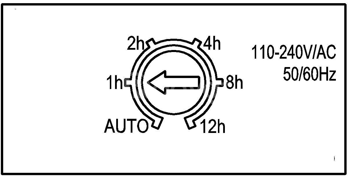 Đui đèn cảm ứng ánh sáng LSE27- TIME