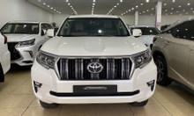 Bán Toyoa Prado VX ,Model và đăng ký 2019,lăn bánh 8000Km,xe như mới .