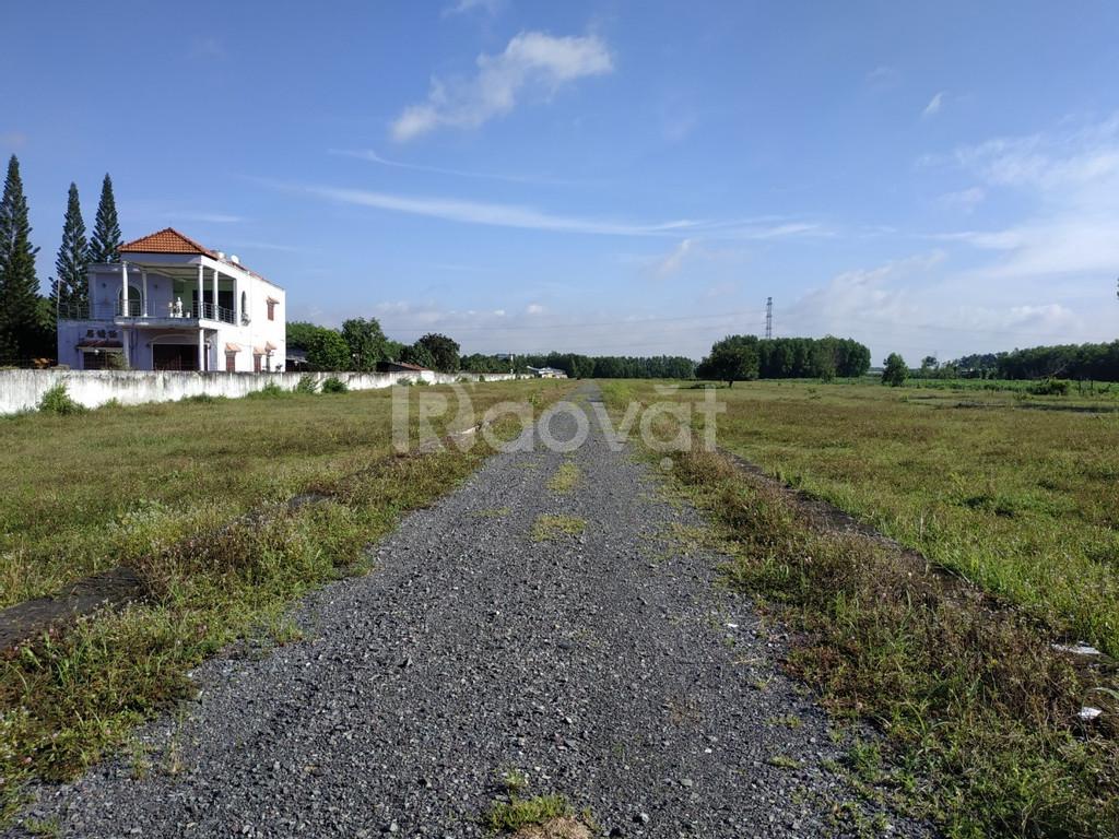 Chính chủ bán lô đất 563 m2 mặt tiền đường Long Phước, Long Thành