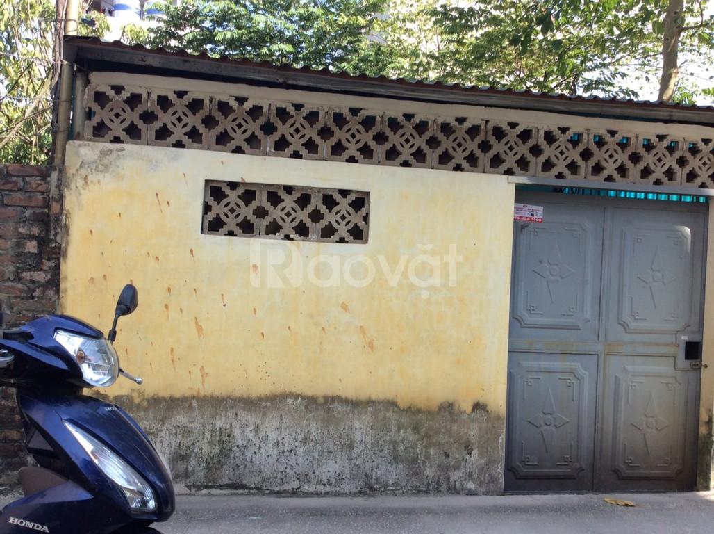 Chính chủ cần bán căn nhà cấp 4 Xã Di Trạch, Hoài Đức, Hà Nội