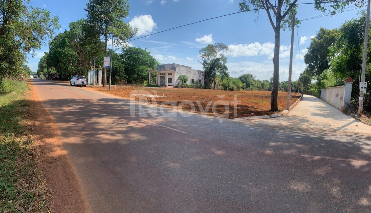 Đất thị xã Phú Mỹ, mặt tiền đường Mỹ Xuân Ngãi Giao. Sổ riêng