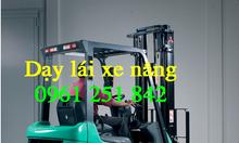 Học lái xe nâng giá rẻ tại Thuận An Bình Dương