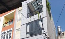 Bán nhà mặt tiền Lê Thị Hà, 1 trệt 2 lầu 100m2, SHR.