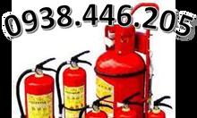 Báo giá nạp sạc bình chữa cháy tai TP HCM