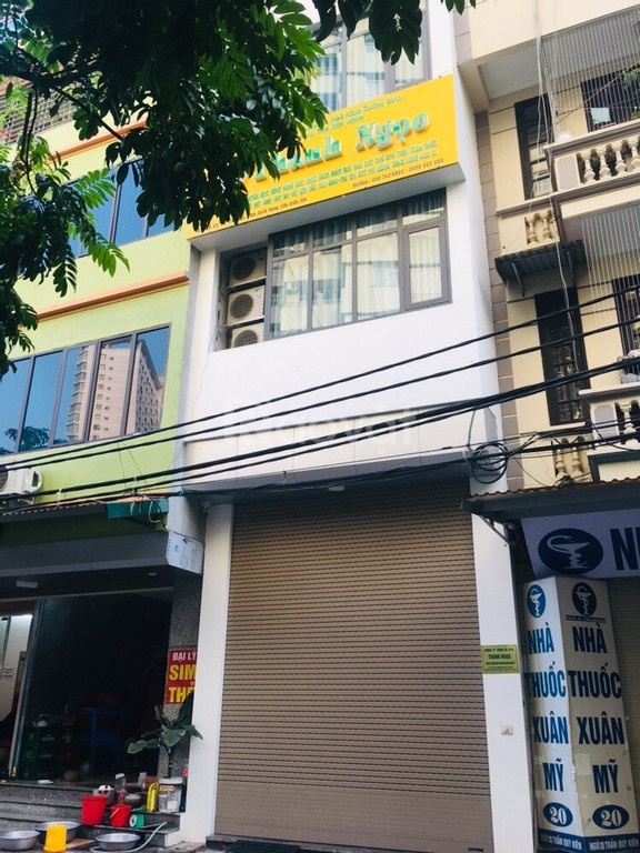 Chính chủ cho thuê nhà phố Bạch Đằng nhà mặt phố tiện kinh doanh