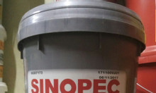 Mỡ chịu nhiệt Sinopec Lithium Grease NLGI3 xô 17Kg