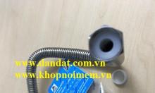 Dây cấp nước, dây dẫn nước bình nóng lạnh, khớp nối mềm inox sản xuất
