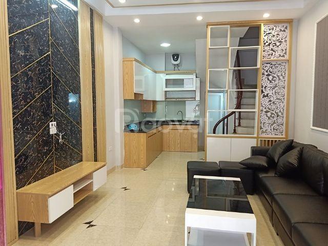 Bán nhà đẹp Phố Kim Đồng – Giải Phóng, có vỉa hè, ô tô kinh doanh.
