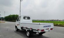 Bán xe tải nhẹ - Dongben thùng lửng 870kg - hỗ trợ vay góp