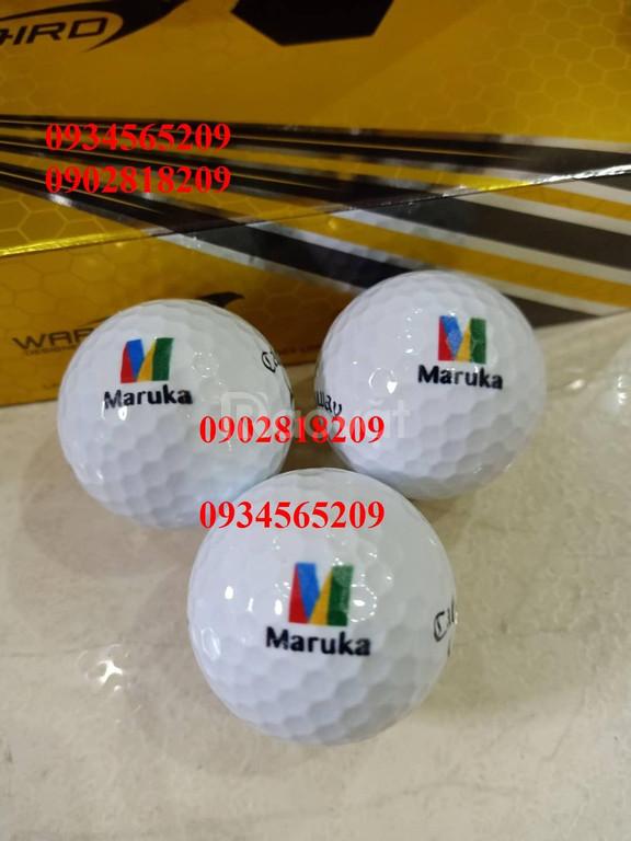 Dịch vụ in logo lên bóng golf