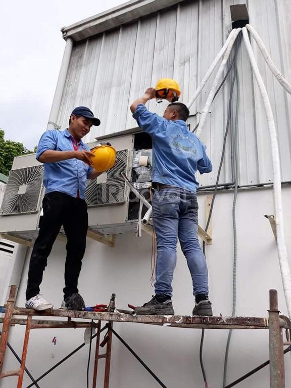 Săn giá máy lạnh âm trần Daikin cực sốc - Chỉ có tại Hải Long Vân.