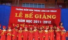 Xưởng giặt ủi lễ phục tốt nghiệp đại học Bình Dương
