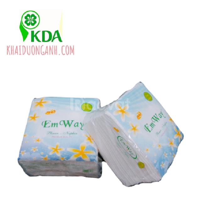 Khăn giấy trang trí bàn tiệc, khăn giấy vuông tại An Giang