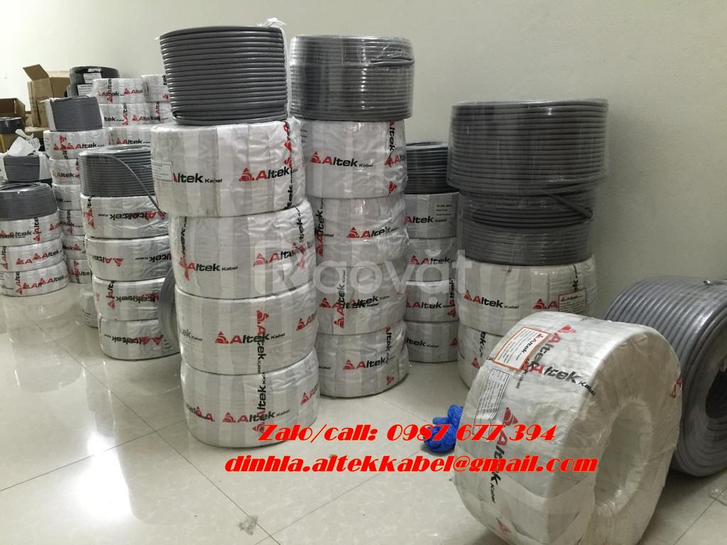 Cáp điều khiển lõi mễm PVC/PVC/CU - Hàng có sẵn