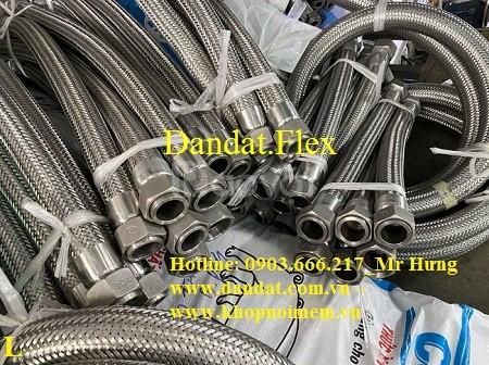 Báo giá Ống inox - khớp nối inox - Khớp nối ống mềm inox - Ống nhúng