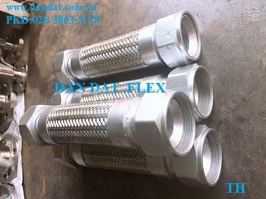 Ống mềm phòng cháy chữa cháy,dây dẫn nước inox 304,ống nhún inox.