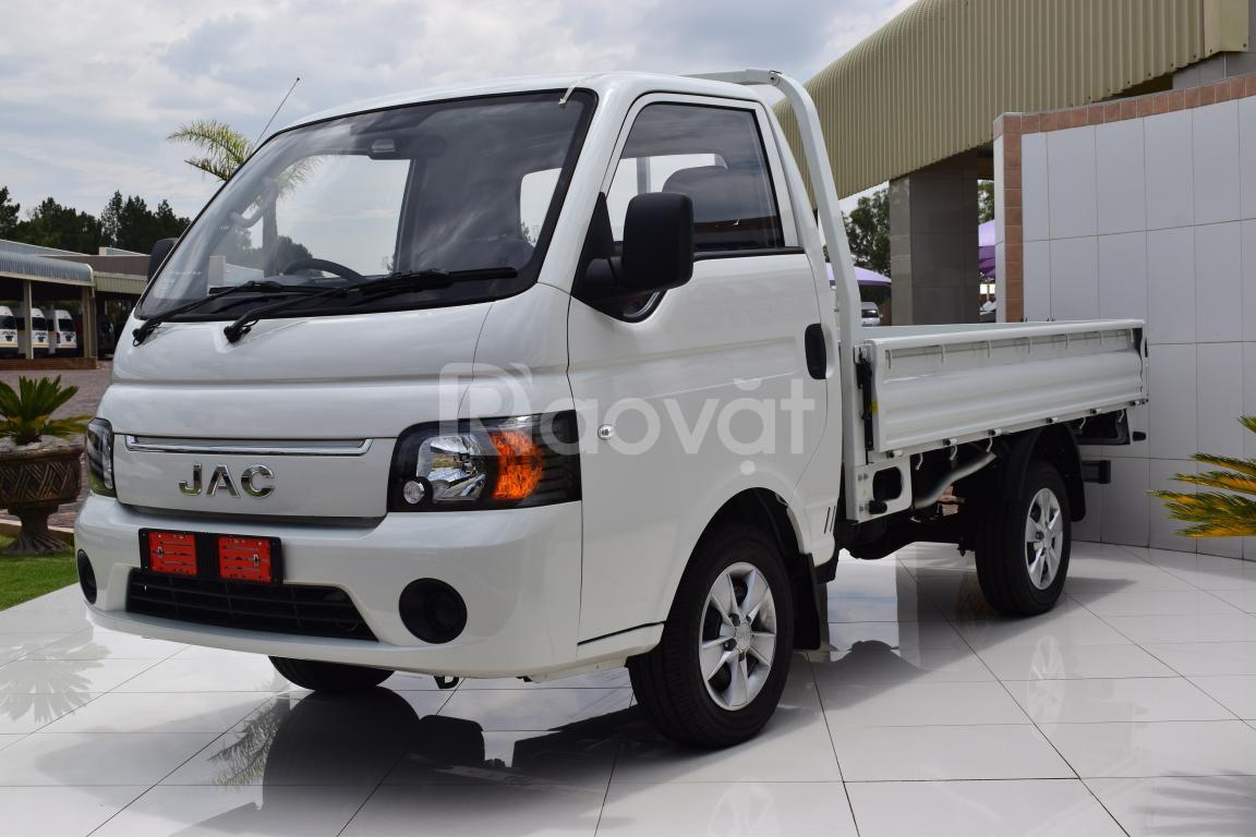 Xe tải Jacx5 với 3 phiên bản tải trọng 990kg-1t25-1t49 đời 2019 l