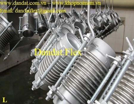 Ống bù trừ giãn nở model ES- Nhà sản xuất Dân Đạt