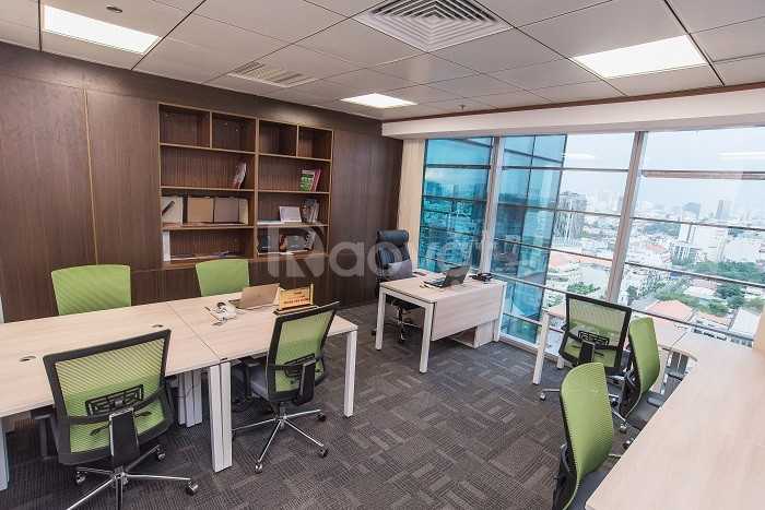 Cho thuê văn phòng quận 1 - Nga office