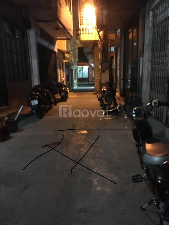 Chỉ 2,8 tỷ có nhà oto đỗ cửa phố Nguyễn Lương Bằng