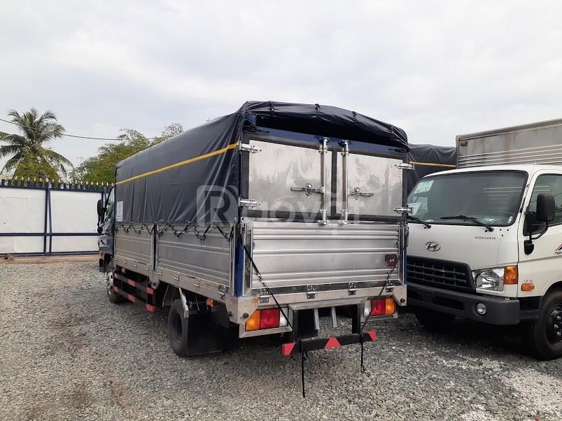 Xe tải Hyundai N250SL. Tải 2,4 tấn. Thùng dài 4m3