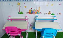 Bộ bàn ghế học sinh chống gù C401