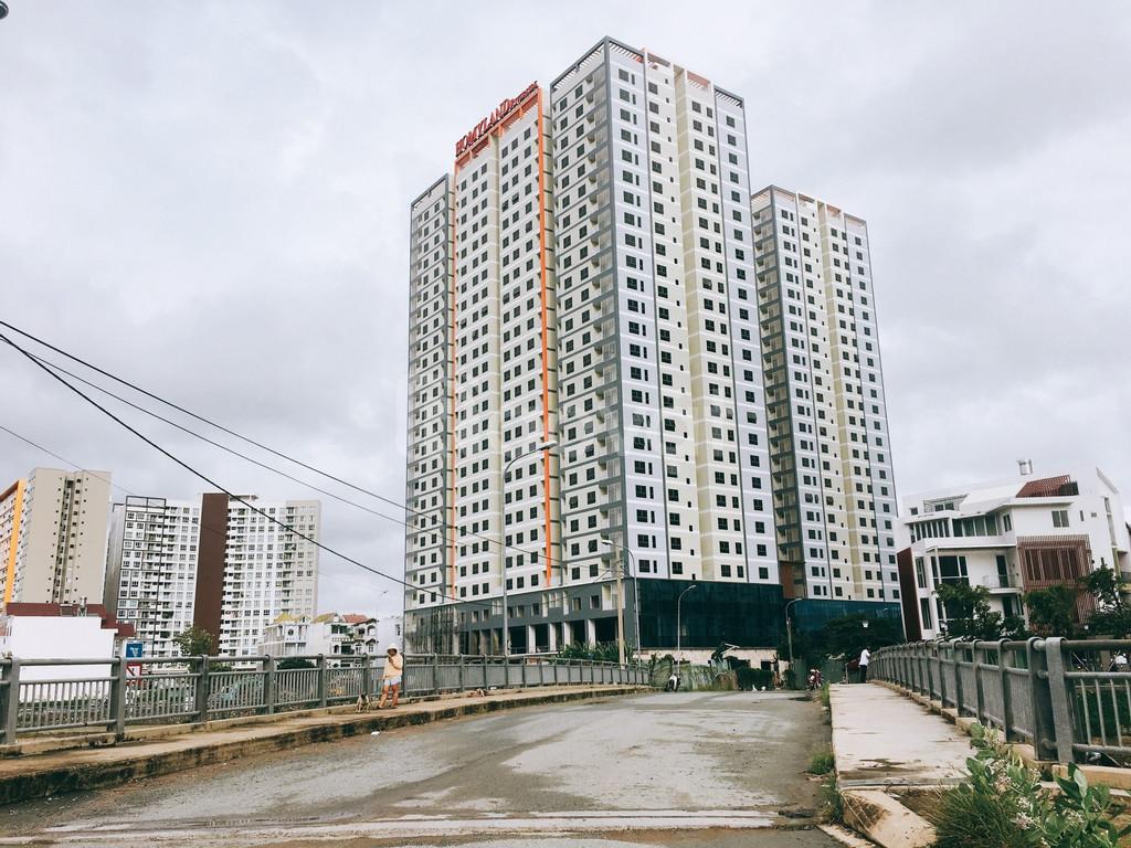 Cơ hội cuối cùng sở hữu căn hộ quận 2 view sông 3,2 tỷ 75m2