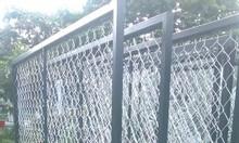 Thi công hàng rào b40
