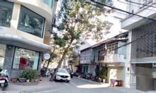 Bán nhà mặt phố Trấn Vũ 55m2 3 tầng mặt tiền 10m giá 14,2 tỷ