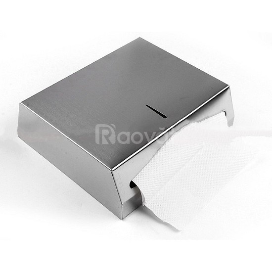 Bán hộp giấy lau tay treo tường, hộp đựng giấy tại An Giang
